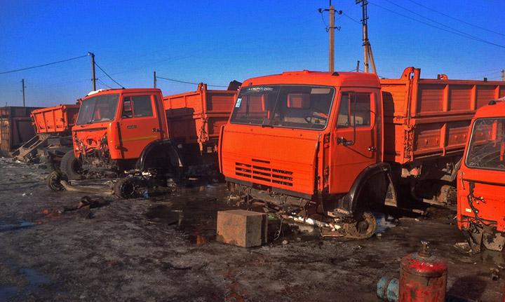 Утилизация авто спецтехники в Москве